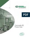 Commander SE Product Data