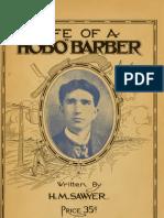 (1922) Life of a Hobo Barber (Catalogue)