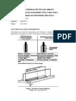 Electrodos Rendimiento Penetracion y Corte