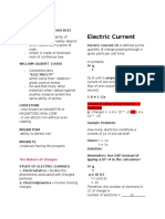 Electricity Reviewer