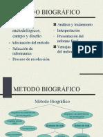 METODO BIOGRÁFICO
