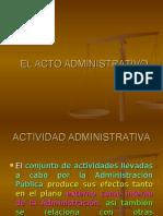 Teoría de Las Nulidades de Los Actos Administrativos