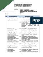 KI & KD TKR Mesin Otomotif Kelas XI.doc