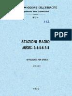 Stazioni radio AN_GRC 3-4-5-6-7-8 - Figure - 1970