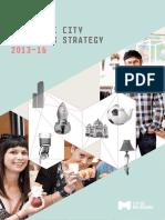 Melbourne City Marketing Strategy