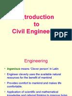 Civil Introduction