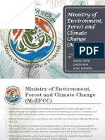 Ministry of Environment, Forest and Climate Change