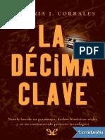 La Decima Clave - Antonia j Corrales