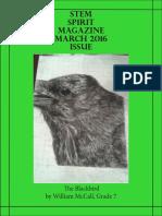 stem spirit march 2016 issue