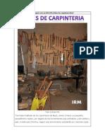 Utiles de Carpinteria_https