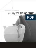 V Ray for Rhino Manual Rus