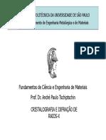 Cristalografia e Difracao de raios X.pdf