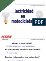 Electricidad KDM