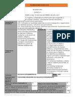 Planeación Didáctica QUIMICA II