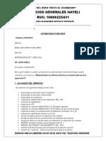 Mantenimiento Electronico de La Agencia BCP - Sede Megaplaza