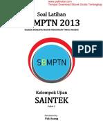 Contoh Soal SBMPTN 2013.pdf