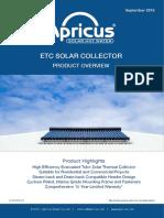 Apricus Collector Data