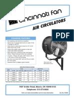 AirCirc 604 Internet Circulador Aire