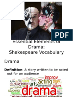 Elements of Drama Direct Instruction Powerpoint