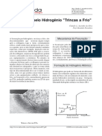 Fissuração Pelo Hidrogênio (Trincas A Frio).pdf