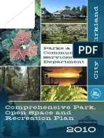 Comprehensive Park, Open Space and Recreation Plan