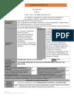 Planeación Didáctica FÍSICA I