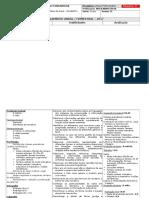 Planejamento Língua Portuguesa - 7 Ano