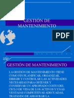 GESTION DE MANTENIMIENTO.ppt