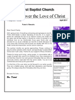 Discover the Love of Christapr17