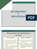 7. Incubadoras y Servocunas