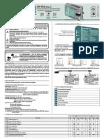 Manual de Produto VX 950 Plus
