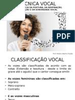 Tecnica Vocal _ Aula 2