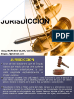 7.- La Jurisdiccion