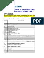 Modelo Conciliacion Renta Contable y Fiscal (1)