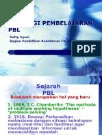 Strategi Pembelajaran PBL