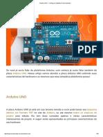 Arduino UNO - Conheça Os Detalhes Do Seu Hardware