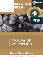 Tactical and Operational Medicine Certified