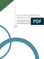Whitepaper Top 5 Apps for Fsi