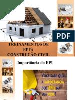 Treinamento de EPI (Apresentar)