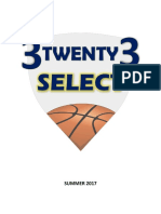 3Twenty3 Select Registration Form