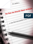 The Yoga for Athletes Series Notebook