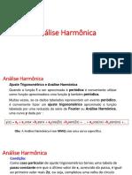CN_5 Análise Harmônica