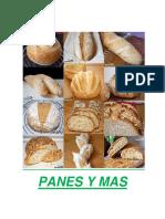 PANES Y MAS