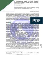 Breves Considerações Sobre a Função Notarial Enquanto Função Pública e Função Privada Submissão Ao Regime Juridico Misto
