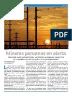 Mineria Peruana Alerta