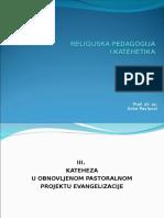 AP - Rp i Katehetika - Kolegij - III Pogl.