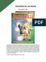 15. Spooskville - La Invasión de Las Nadie