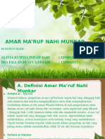 Ppt Amar Ma'Ruf Nahi Munkar