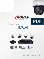 Catalogo General DAHUA HDCVI
