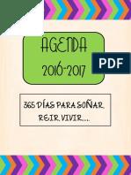 Agenda 2016/2017